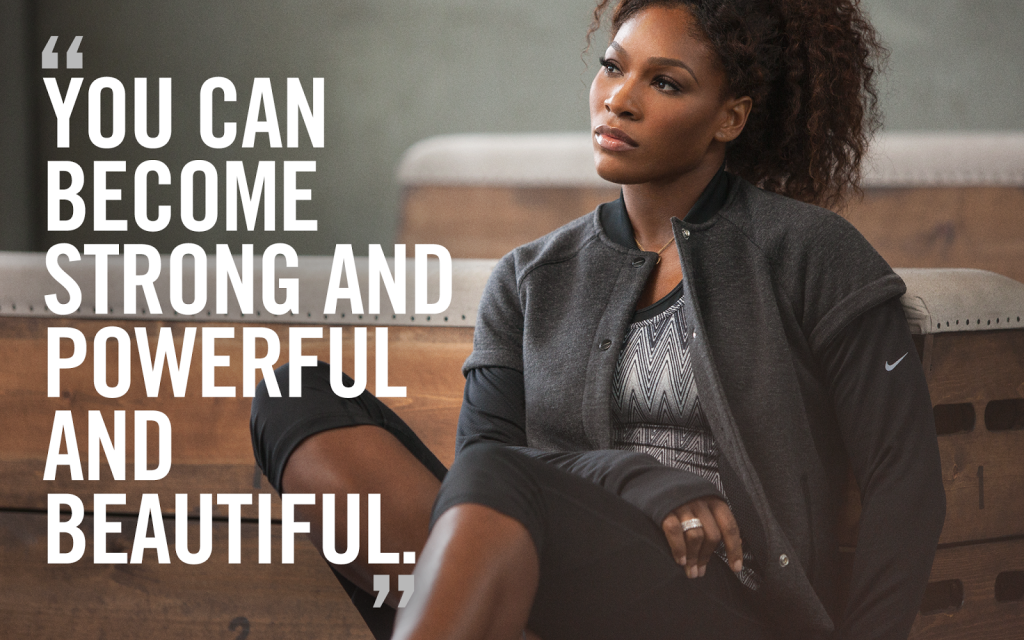 Motivation from Serena